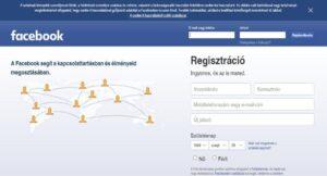 Facebook Belépés Egyszerű