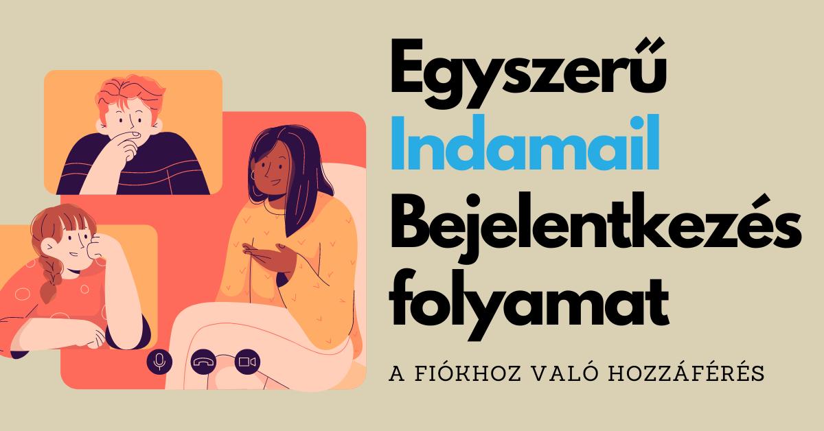 Indamail Bejelentkezés | Könnyű Indamail.hu Bejelentkezés oldal