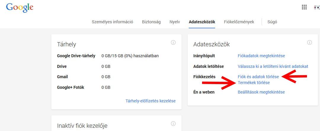 Gmail melletti kuka