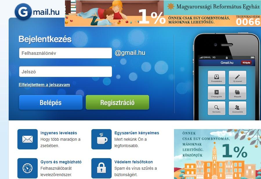 Gmail.hu